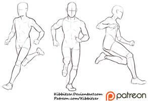 Running Reference Sheet by Kibbitzer