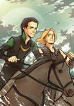 Princes of Asgard