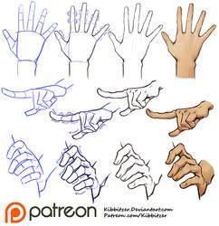 Hands tutorial