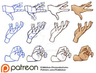 Hands Tutorial 2