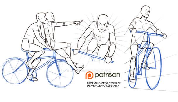 Biking reference sheet
