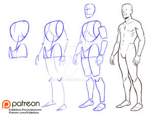 Fullbody Step by step 1