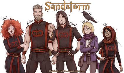 Sandstorm Team