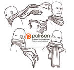 Scarves reference sheet