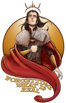 Loki: Forgetting what is real