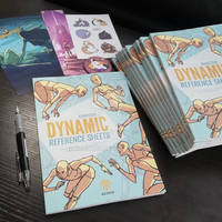Dynamic Reference Sheets book and ebook READY!