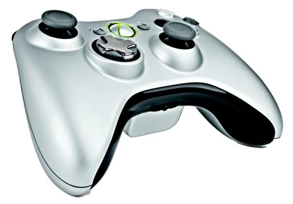 Xbox 360 controller icon silver by theedarkhorseXbox Controller Icon