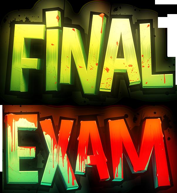 Final Exam Icon by theedarkhorse on DeviantArt
