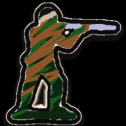 Running With Rifles Icon Alt By Theedarkhorse On Deviantart