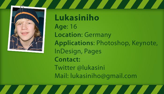Lukasiniho's Profile Picture