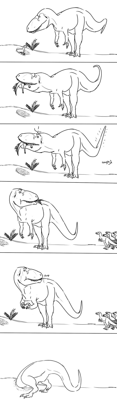 Fruitadens vs. Torvosaurus