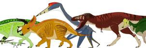 Primal Prey by StygimolochSpinifer