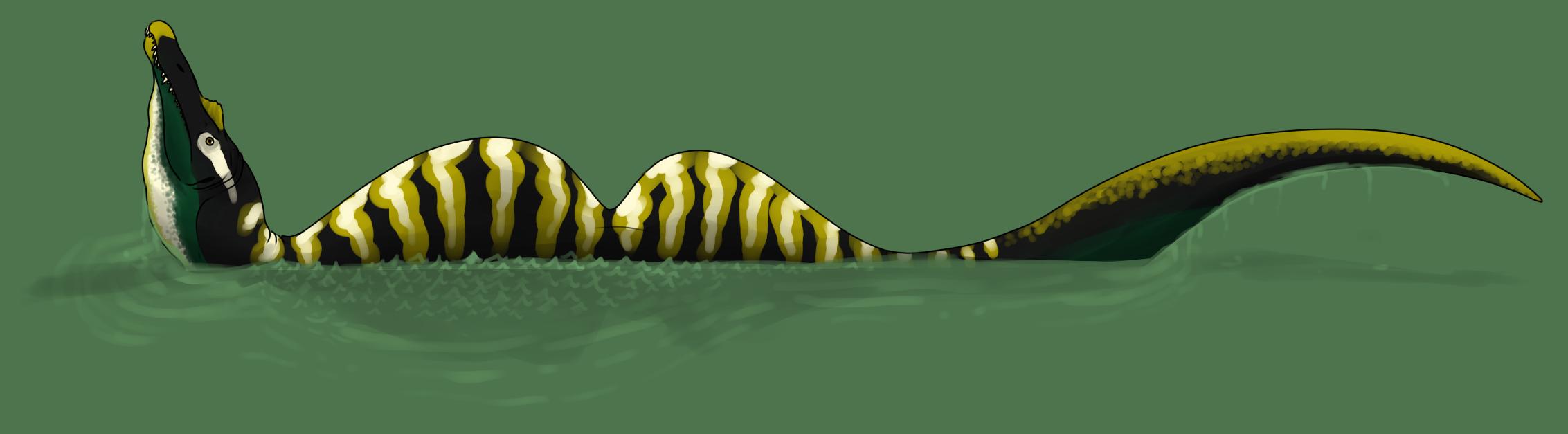 Ichthyovenator Bellowing by StygimolochSpinifer