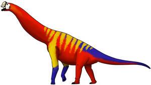 Scarlet Europasaurus