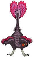 Valentines Oviraptorosaur by StygimolochSpinifer