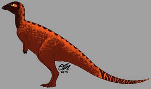 30 Day Dinosaur Challenge Day 3