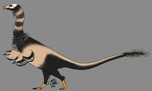 30 Day Dinosaur Challenge Day 5 by StygimolochSpinifer