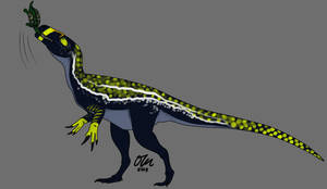 30 Day Dinosaur Challenge Day 12 by StygimolochSpinifer
