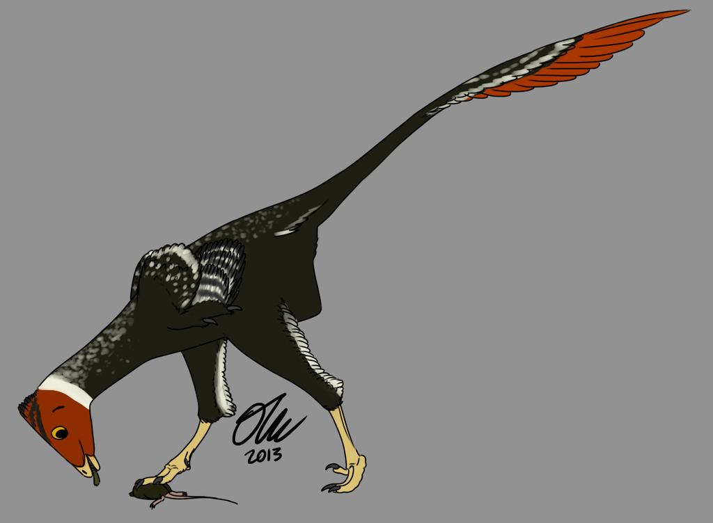 30 Day Dinosaur Challenge Day 24 by StygimolochSpinifer