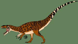 Big Cat Allosaurus