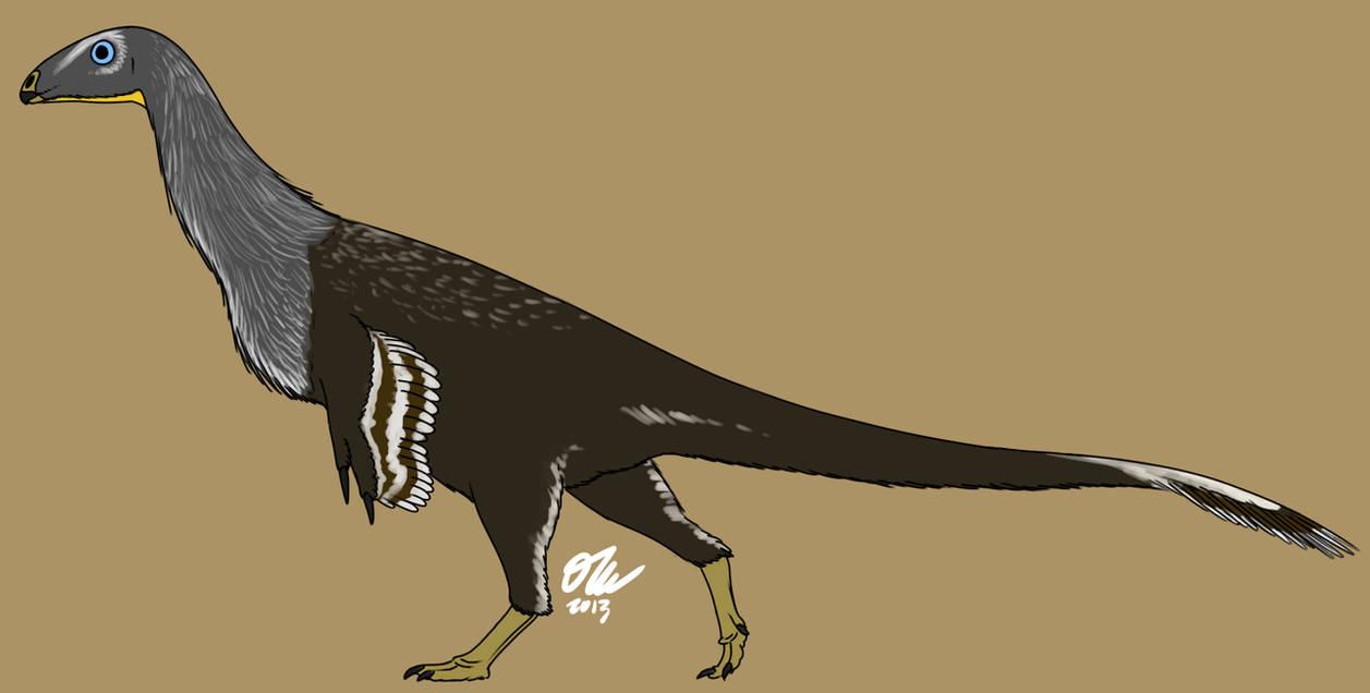 Jianchangosaurus by StygimolochSpinifer