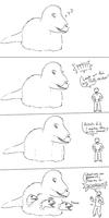 Poofy Rex