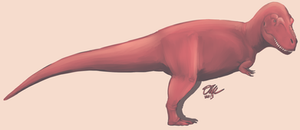 Rosy Rex