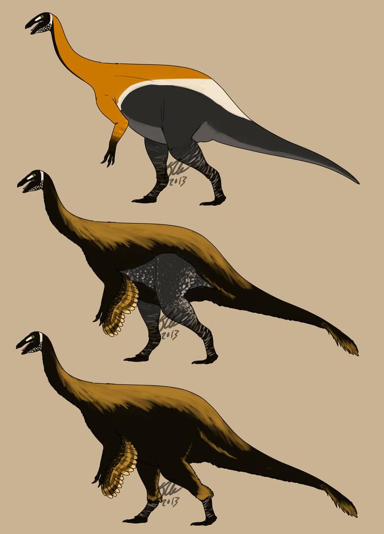 Deinocheirus by StygimolochSpinifer