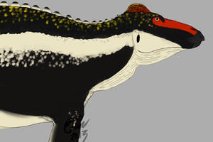 New Edmontosaurus by StygimolochSpinifer