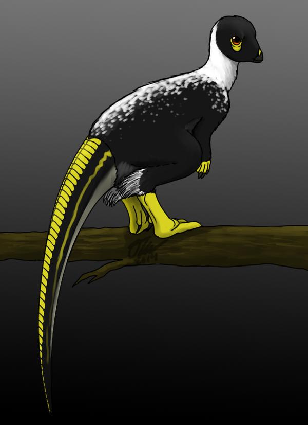 Kulindadromeus by StygimolochSpinifer