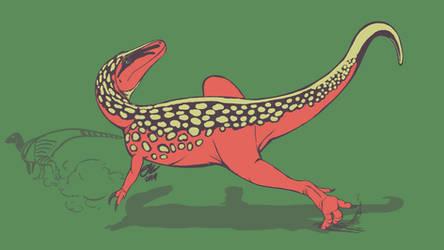 31 Day Palette Challenge - Gualicho by StygimolochSpinifer