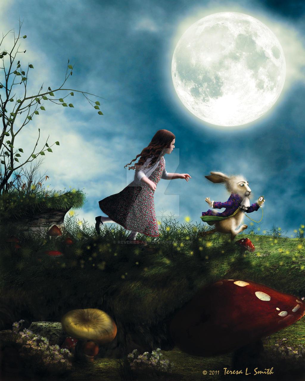 Lilly in Wonderland