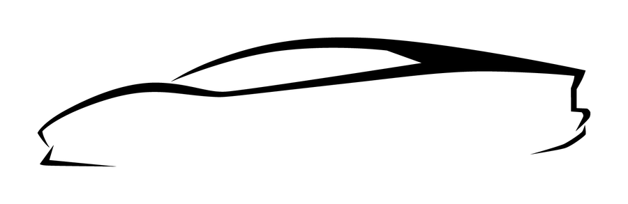 lamborghini aventador silhouette by itterheim on deviantart
