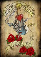 Love kills slowly by virrewe