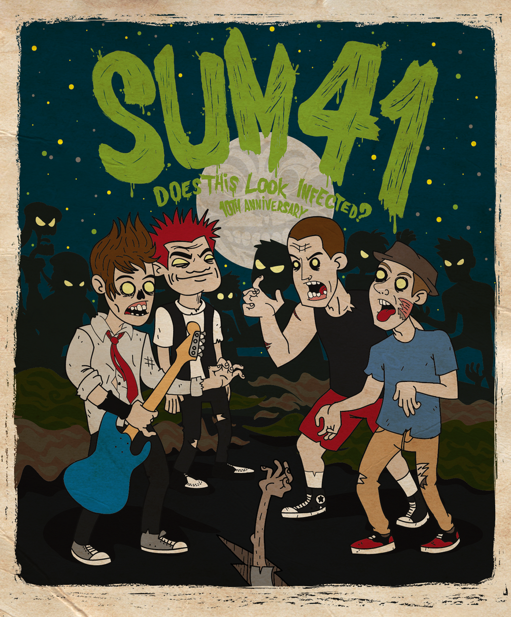 Sum 41 - Does This Look Infected? (Edited Version)