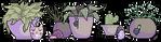 Snail Garden FTU (Remake) by 4pawedplayer