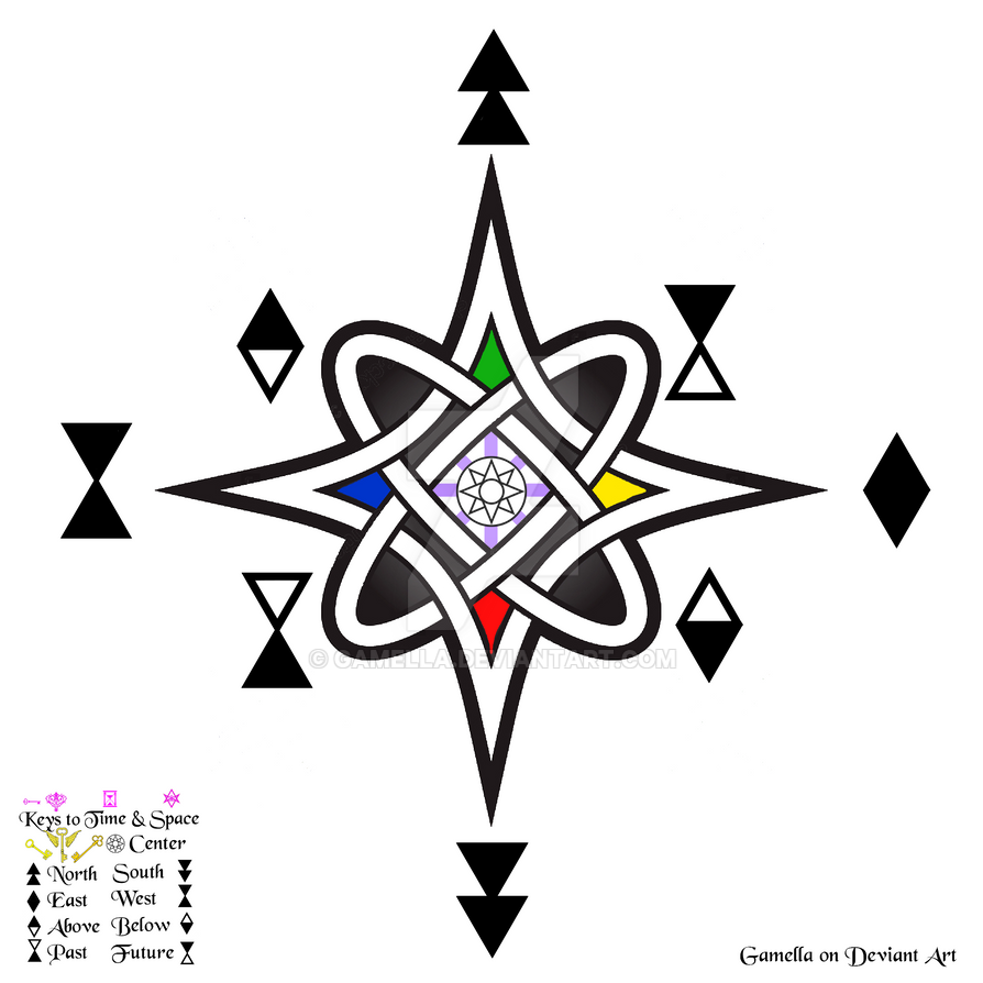 Witches compass revisited on tribal star by gamella on deviantart witches compass revisited on tribal star by gamella buycottarizona