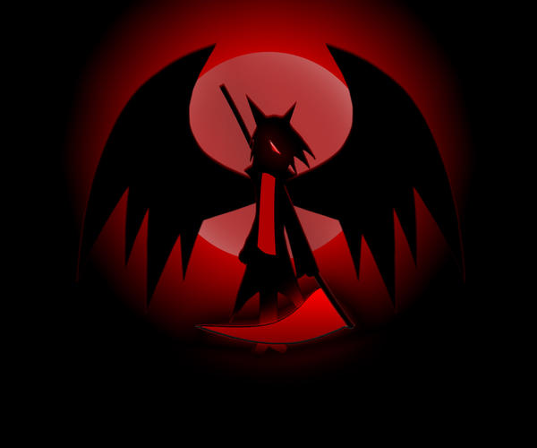 red moon demon - photo #5