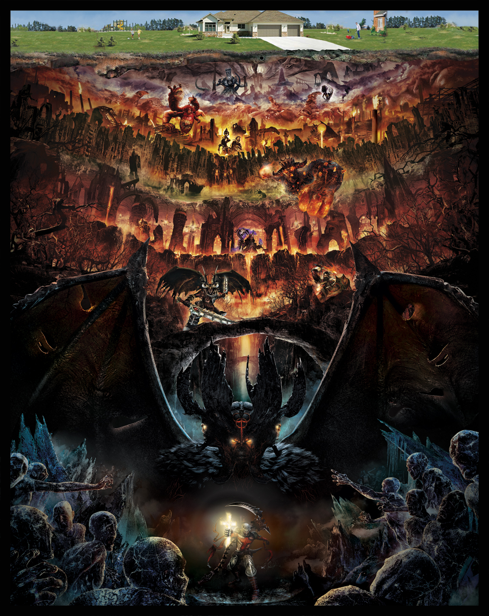 Dante S Inferno The Nine Circles Of Hell Part 2 By