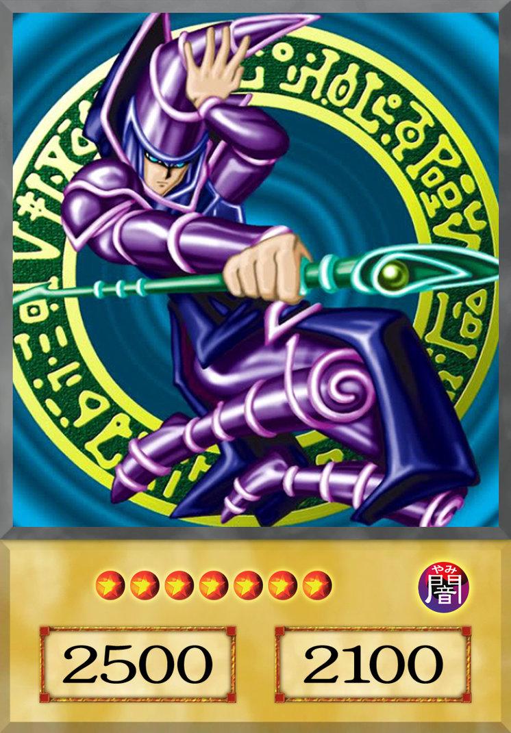 Dark Magician by REDVAMPIRE120652