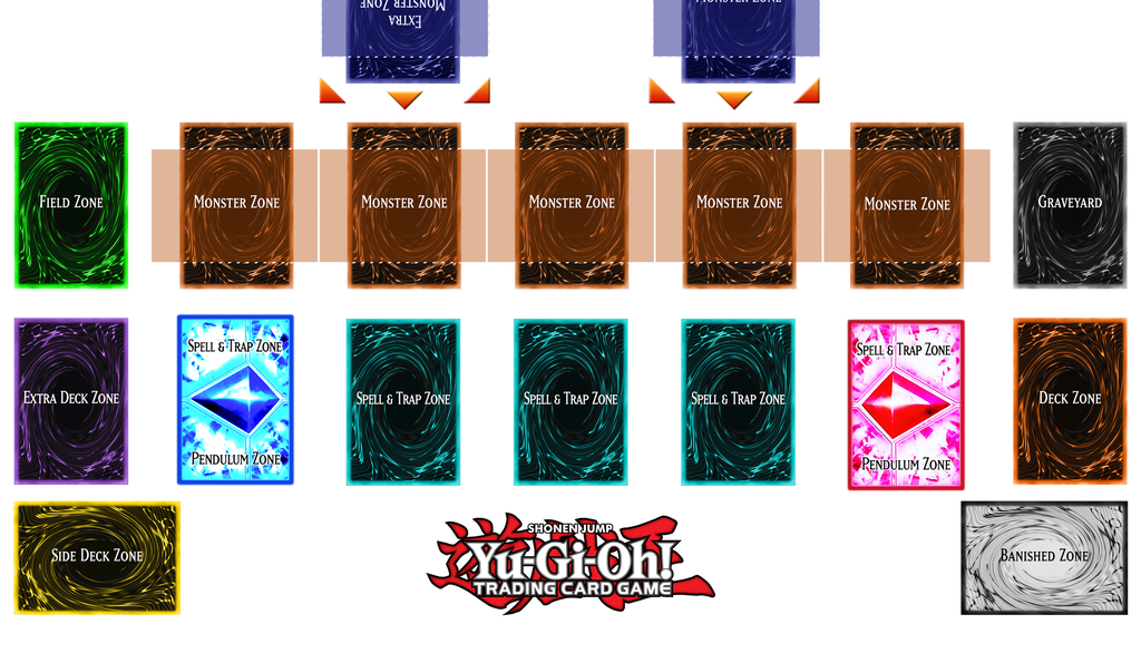 Yu gi oh playmat template 2017 by mattsuharu on deviantart for Yugioh mat template