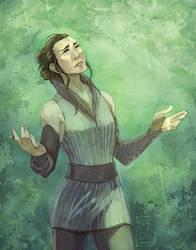 SW:TFA - tears in the rain