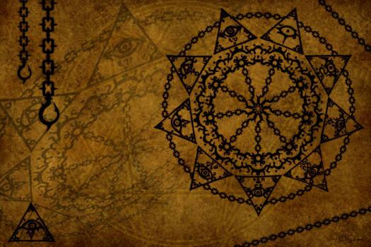 Magic Circle 9 - The cage