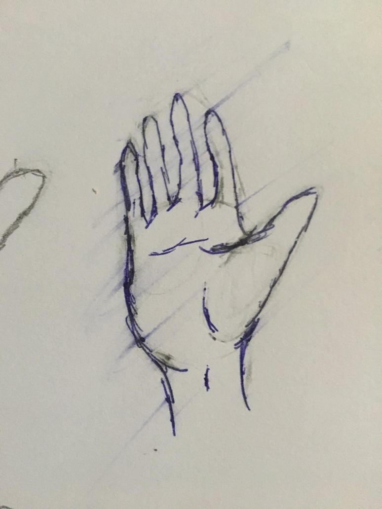 Hand by SconeSCM