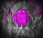 Droid - PINK Android Wallpaper