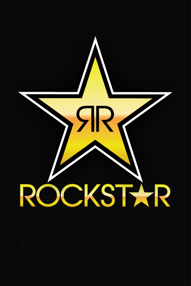wallpaper rockstar. Rockstar iPhone 4 Wallpaper by