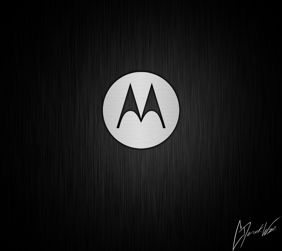 Moto Logo Droid X Wallpaper By Cderekw