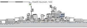HSwMS Stockholm