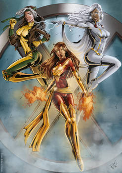 X-Women (colo)
