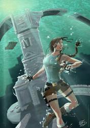 TRA - L'epreuve de Poseidon